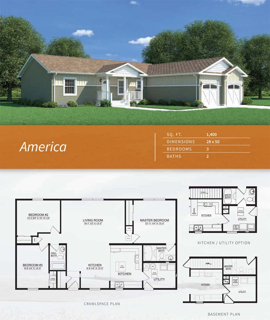 America - Carriage Custom Homes